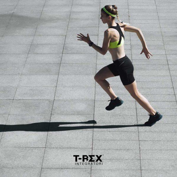 T-Rex Integratori BCAA 2:1:1 a base di aminoacidi a catena ramificata Kyowa Quality®. Con l'aggiunta di Vitamina B1, B6 ed E.