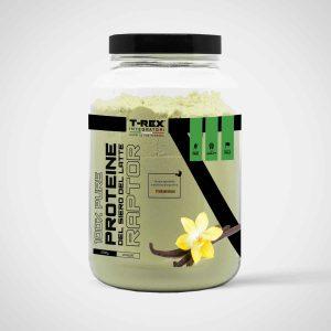 Proteine – Whey RAPTOR Isolate/concentrate VOLAC® con Prohydrolase® e Vit. B6 – Vaniglia