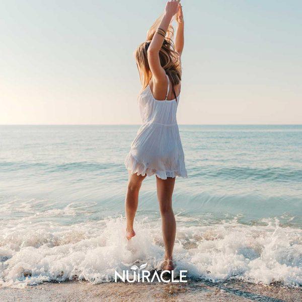 Nutracle, Drenante Vitalight Detox a base di 13 erbe officinali. Effetto drenante dei liquidi corporei, utile per depurare l'organismo in modo naturale