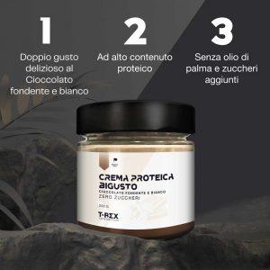 Crema Proteica Bigusto