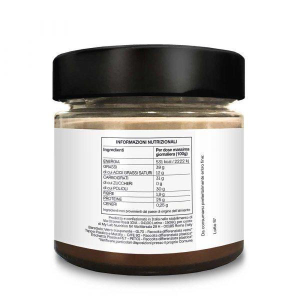 T-Rex Integratori, Crema proteica bigusto a base di proteine del siero del latto al gusto cioccolato fondente. La tua colazione, il tuo spuntino, il tuo dopocena proteico