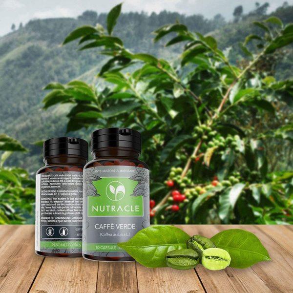Caffè Verde - 80 capsule da 450 mg