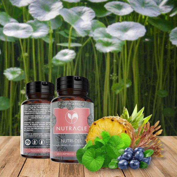 Nutricel - 60 compresse da 400 mg