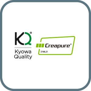 Kyowa Quality® e Creapure®